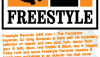 EVENT: Freestyle Records @ Fishbowl, Brighton
