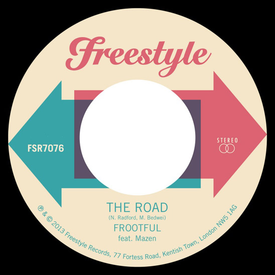 Frootful - The Road