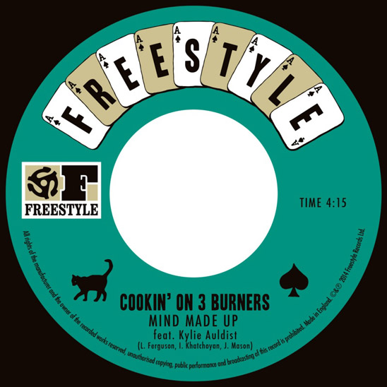 Cookin' on 3 Burners - Mind Made Up / Losin' Streak