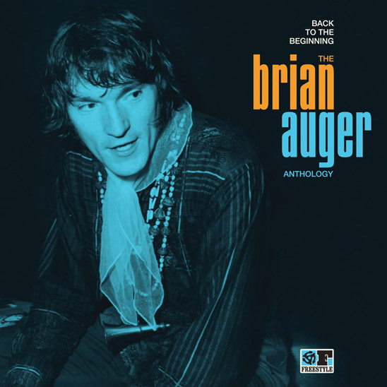 Julie Driscoll Brian Auger and The Trinity - The Best Of Julie Driscoll Brian Auger and The Trinity